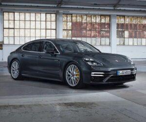 2021 Porsche Panamera Lineup Topped by Turbo S E-Hybrid