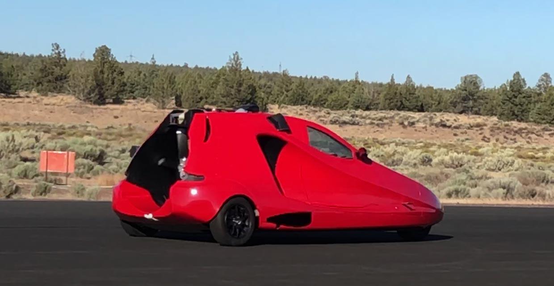 Samson Sky Switchblade Flying Car Passes Testing Milestone