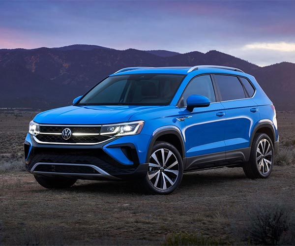 Volkswagen Taos Is a Compact SUV That's Priced Like a Jetta