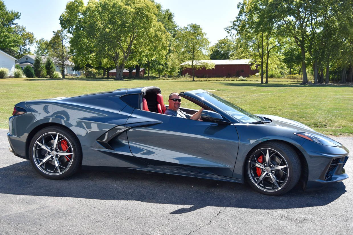 2020 Corvette Stingray Coupe Review: American Supercar