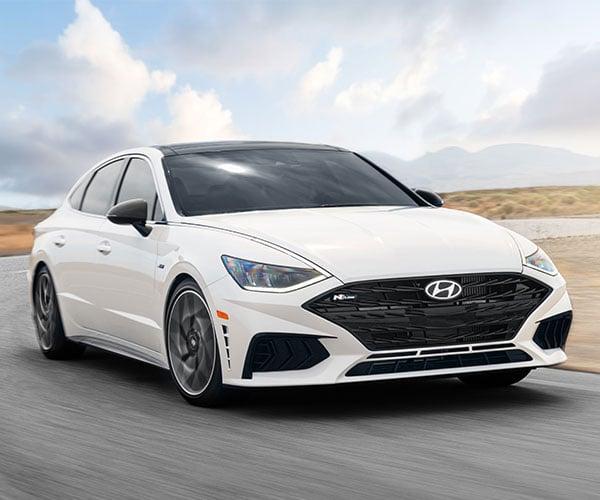 2021 Hyundai Sonata N Line Gets 290 Horsepower of Turbocharged Goodness