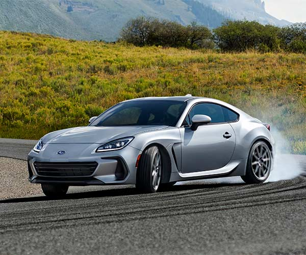 2022 Subaru BRZ Gets More Power, a Stiffer Chassis, and a Complete Redesign