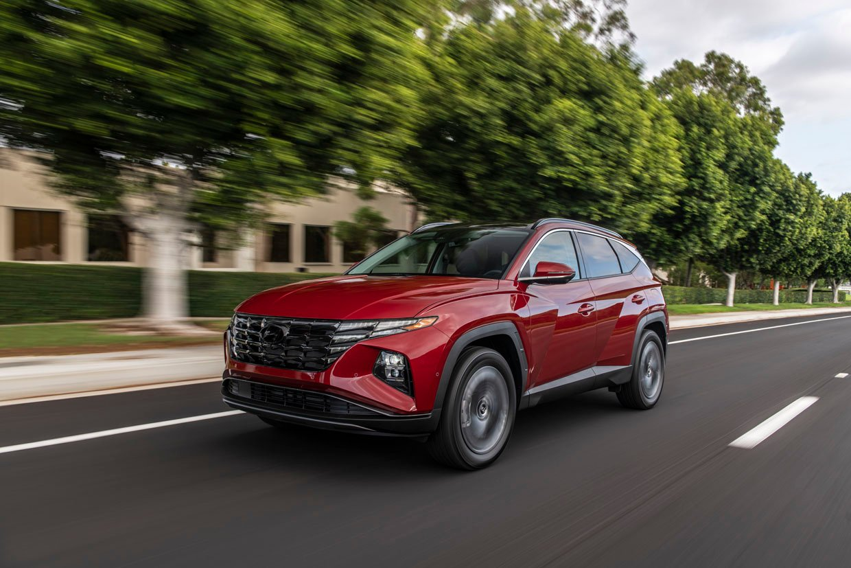 2022 Hyundai Tucson is Larger and Offers Hybrid Power