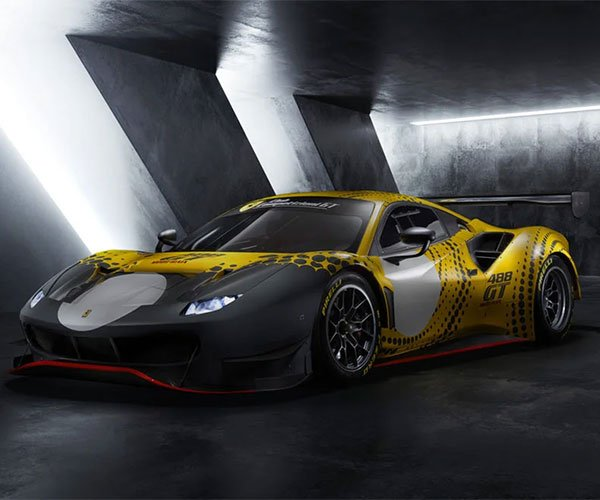 Ferrari 488 GT Modificata is a Limited-Edition Racetrack Destroyer