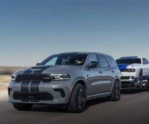 A Lucky Few Can Now Order the 2021 Dodge Durango SRT Hellcat