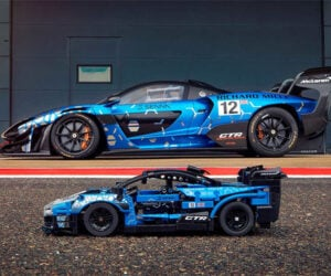 LEGO Technic McLaren Senna GTR is the Affordable Way to Own One