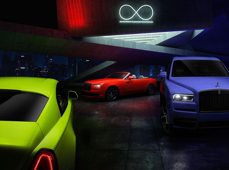 If Rolls-Royce Used Lamborghini Paint