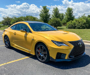Revisiting the Lexus RC F in 2020: Japanese Luxury Meets Brawn