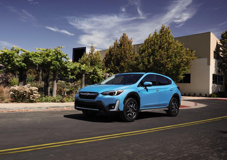 2021 Subaru Crosstrek Hybrid Prices Increase Slightly
