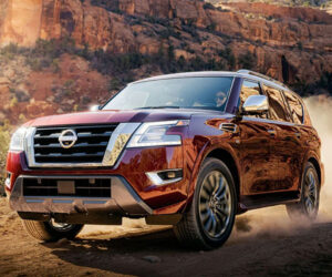 Refreshed 2021 Nissan Armada and Kicks Unveiled