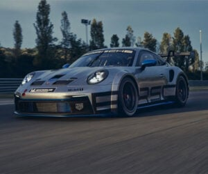 New Porsche 911 GT3 Cup Racing Car Offers More Power and Performance