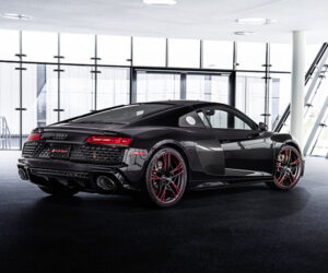 2020 Audi R8 Panther Edition Is an Angry V10 Kitty
