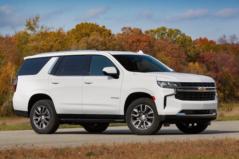 2021 Chevy Tahoe and Suburban Diesel Fuel Economy Is Impressive for Big SUVs