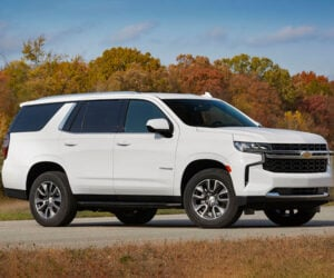 2021 Chevy Tahoe and Suburban Diesel Fuel Economy Is Impressive for Big SUVs