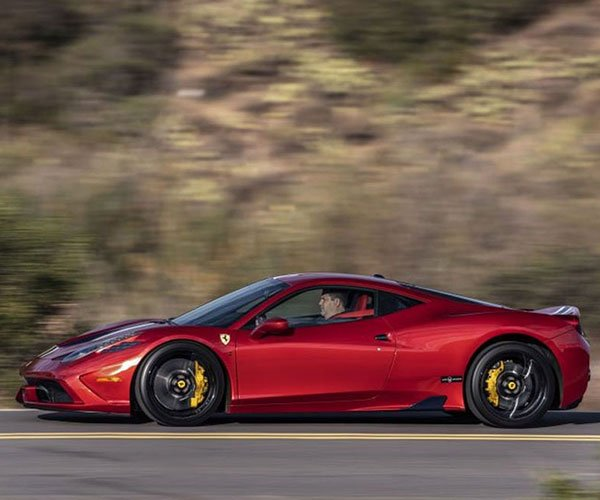 AddArmor Ferrari 458 Speciale Can Stop a Speeding Bullet