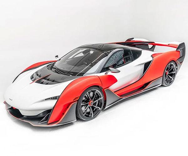Behold the US-Exclusive McLaren Sabre
