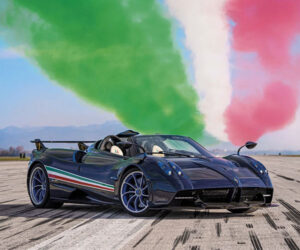Pagani Huayra Tricolore is a $6 Million+ Tribute to the Italian Air Force