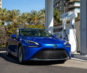 2021 Toyota Mirai Fuel Cell Electric Vehicle Price Drops by $9000