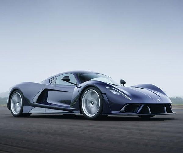 Hennessey's Production Venom F5 Hypercar Has 1817 Horsepower