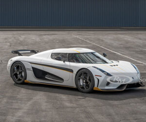 Rare 2019 Koenigsegg Regera for Sale at RM Sotheby's Auction