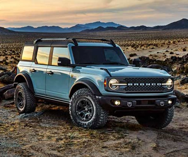 Mysterious Heritage Limited Edition Ford Bronco Rumors Surface
