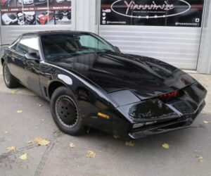 David Hasselhoff's Knight Rider K.I.T.T. Replica for Sale
