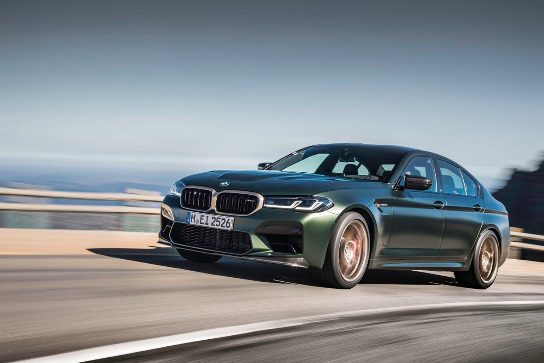 2022 BMW M5 CS Sedan Packs 627 Horsepower and Seats Four