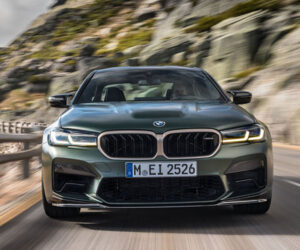 2022 BMW M5 CS Sedan Packs 627 Horsepower and Seats Four
