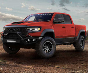 Hennessey Mammoth 1000 Squeezes Even More Power from the RAM TRX