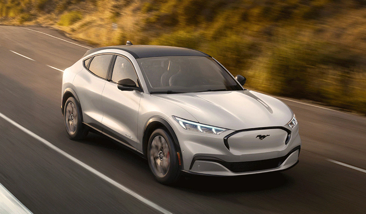 Some Ford Mustang Mach-E Buyers Will Get Their EVs Late