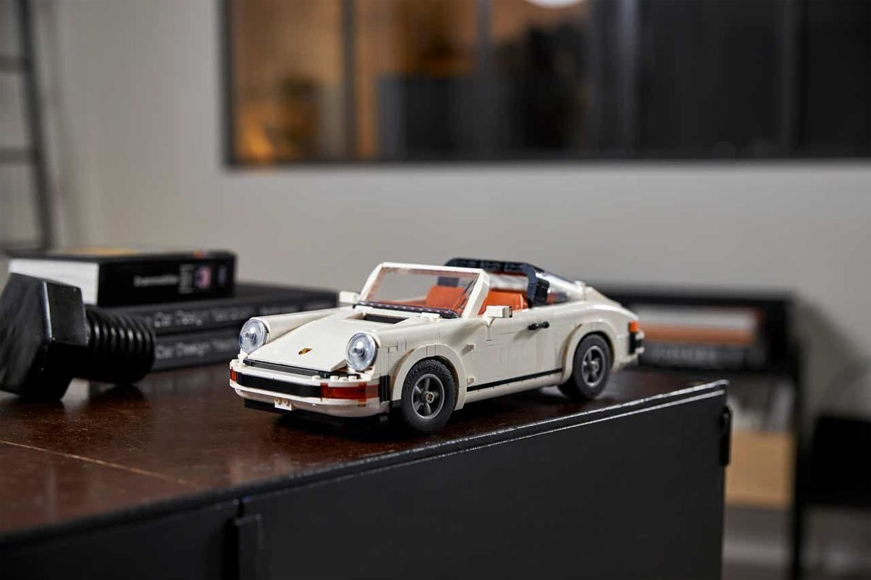 LEGO Launches Porsche 911 Creator Set That Makes Two Different Cars