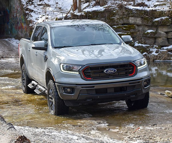 2021 Ford Ranger Tremor Review: Off-Road Truckin'