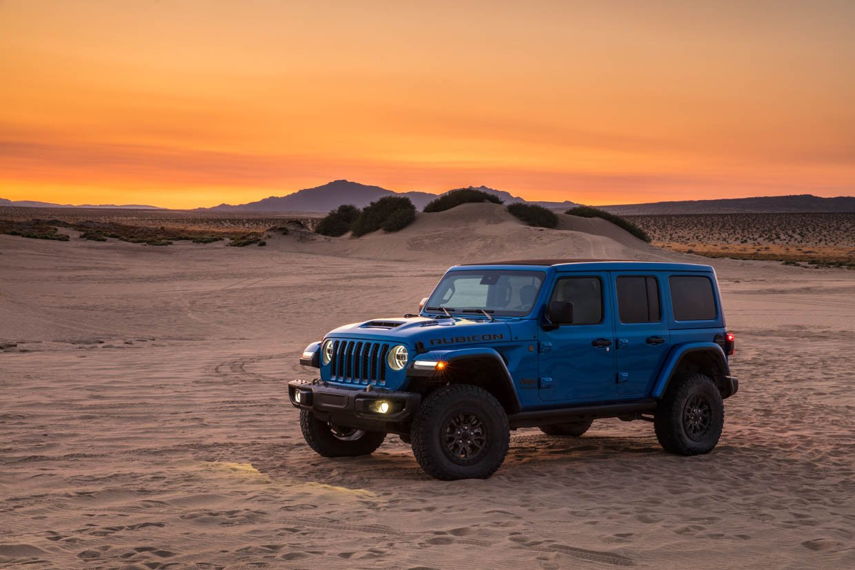 The Epic 2021 Jeep Wrangler Rubicon 392 has an Epic Price