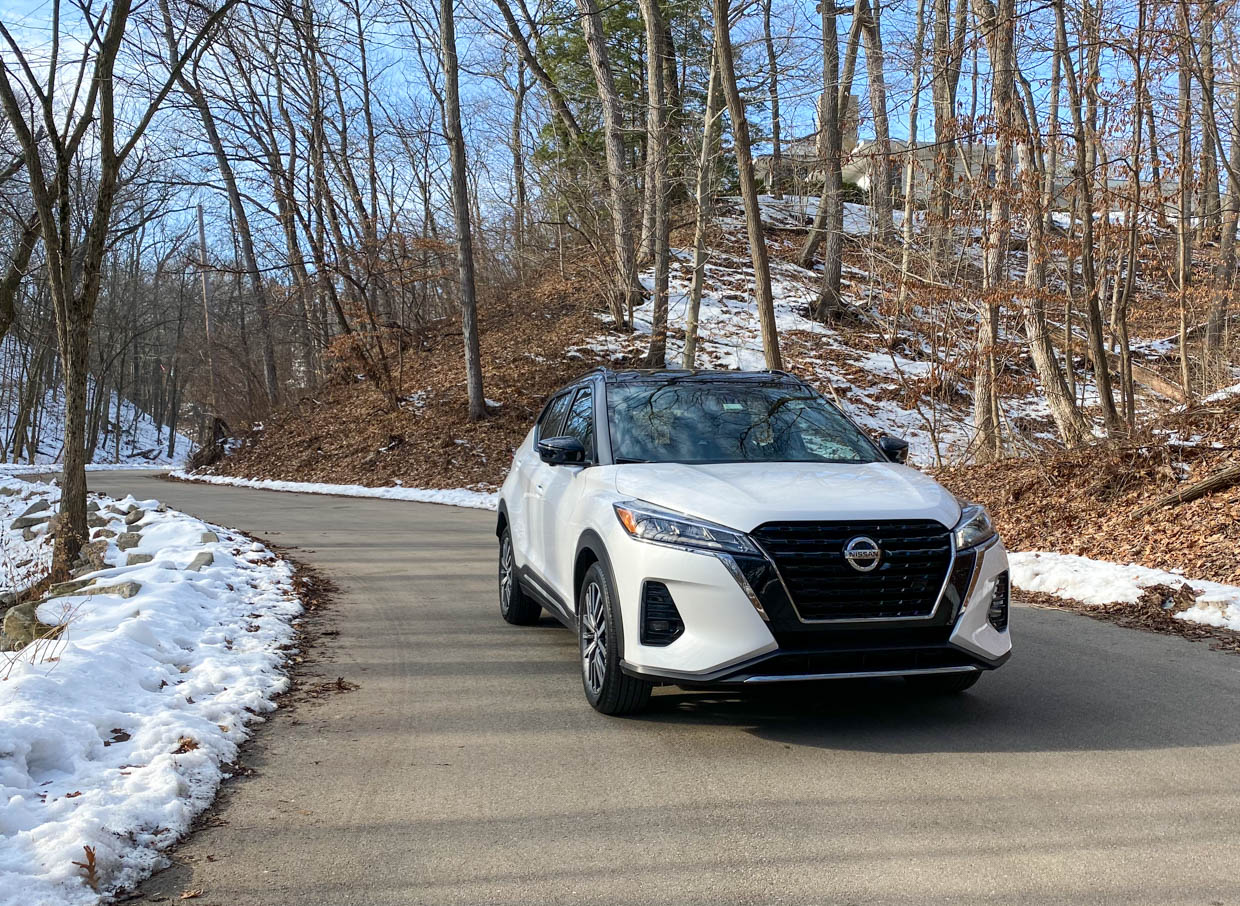2021 Nissan Kicks Review: We Got a Kick out of this Little Crossover
