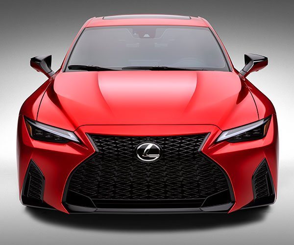 Lexus IS 500 F Sport Performance Brings Back the V8