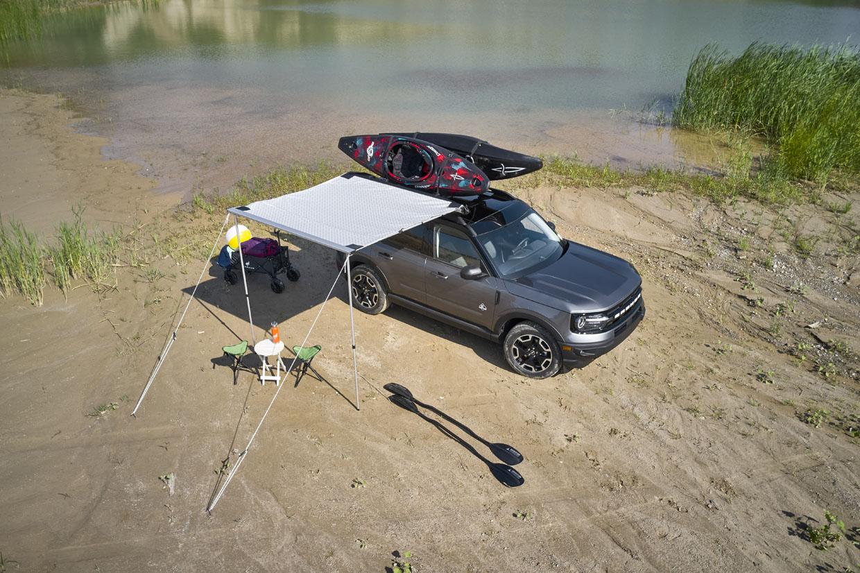 Ford Unveils Bronco Sport Lifestyle Accessory Bundles