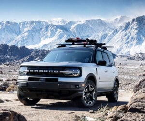 Ford Unveils Bronco Sport Lifestyle Accessory Bundles