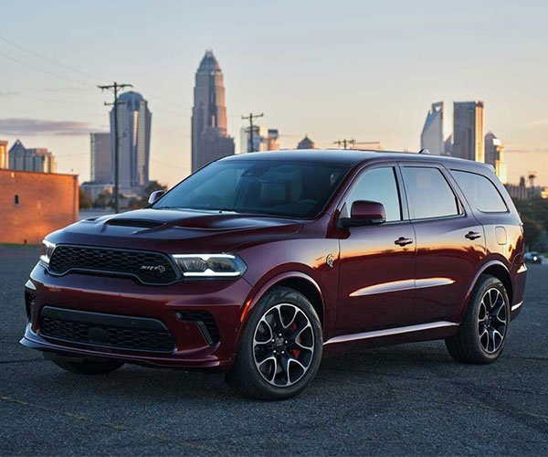 Dodge Kicks Off Durango SRT Hellcat Production
