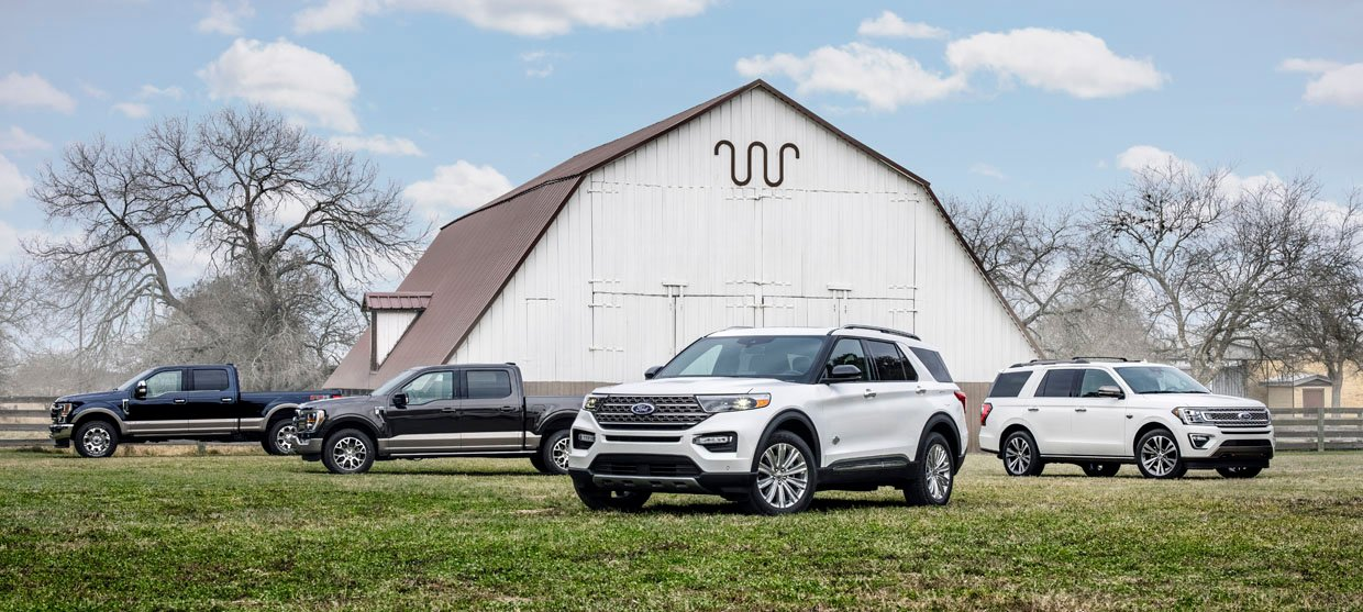 Ford Reveals the 2021 Explorer King Ranch Edition