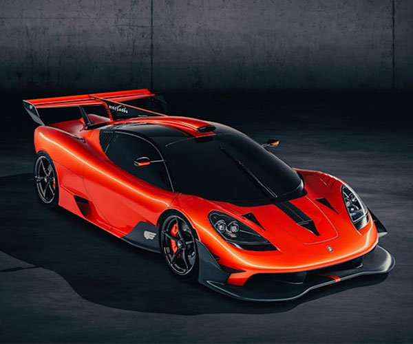 Incredible Gordon Murray T-50s Pays Homage to Niki Lauda