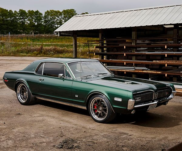 Ringbrothers 1968 Mercury Cougar: Old-school Outside, New-school Inside