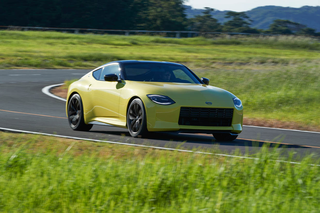 2022 Nissan Z Power and Weight Rumors Surface