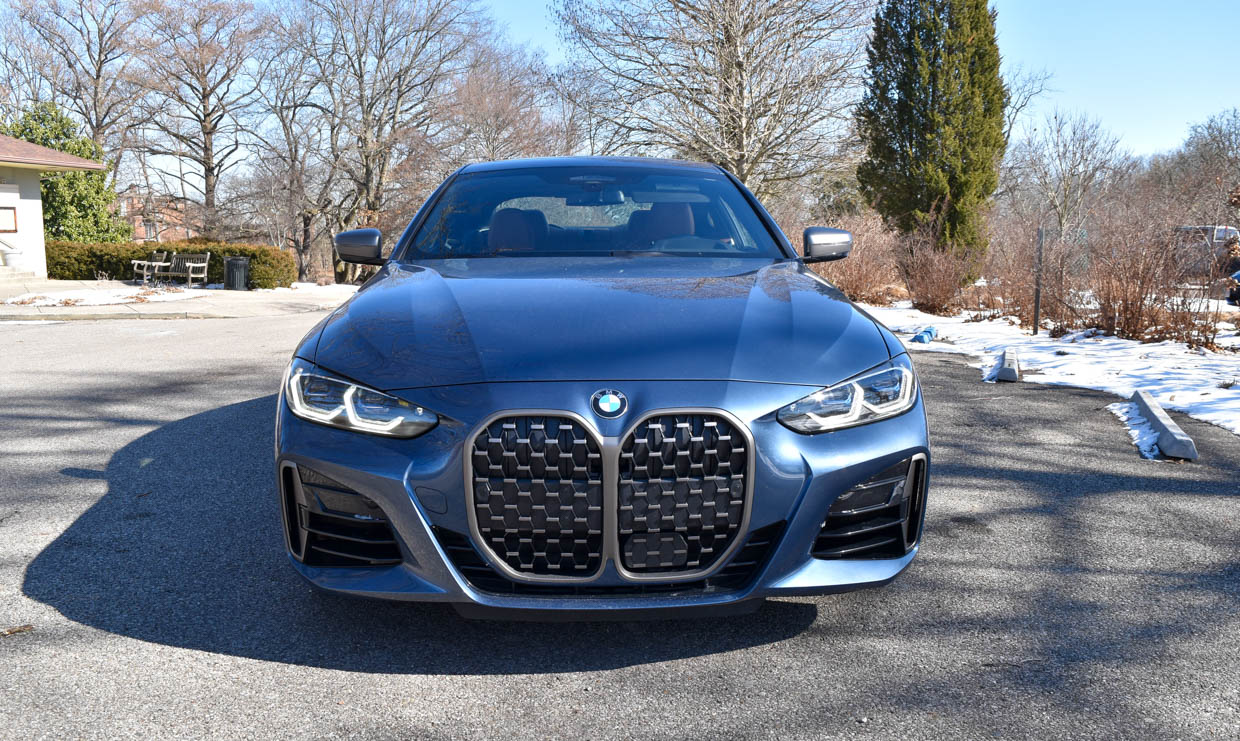 2021 BMW M440i Coupe X-Drive Review