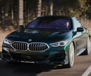 2022 BMW Alpina B8 Gran Coupe Packs a 612 Horsepower V8