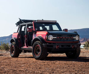 Custom Ford Broncos and Accessories Headed to Moab