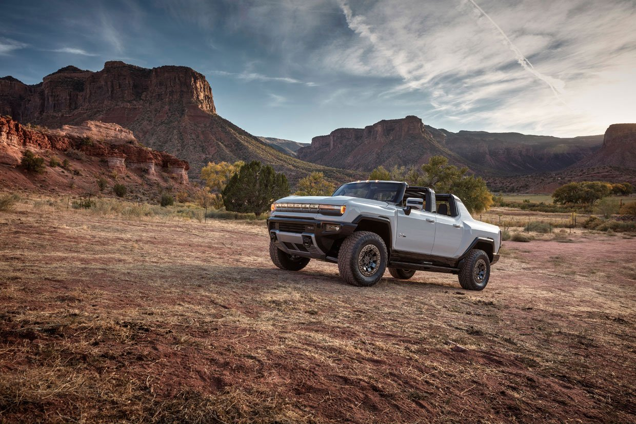 First GMC Hummer EV Edition 1 Raises $2.5 Million for Charity