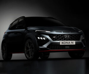 Hyundai Kona N Teased: KONA N The Barbarian
