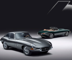 Jaguar Classic E-Type Collection Celebrates 60 Years of the E