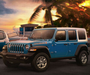 Jeep Wrangler Islander Returns, Joined by a Renegade Islander