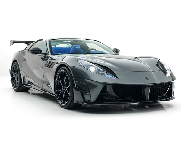 Mansory Stallone GTS is a Completely Customized Ferrari 812 GTS